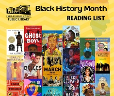 Black History Month Reading List
